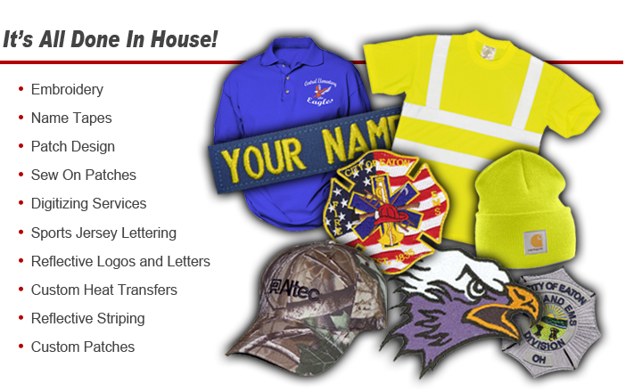 371225bee Apparel Services - Promark Sign & Apparel Solutions